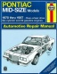 Pontiac Mid-sizex Haynes Repair Manual (1970-1987)