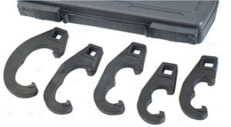 Tie Rod/pitman Arm Adjusting Set - 5 Pc.