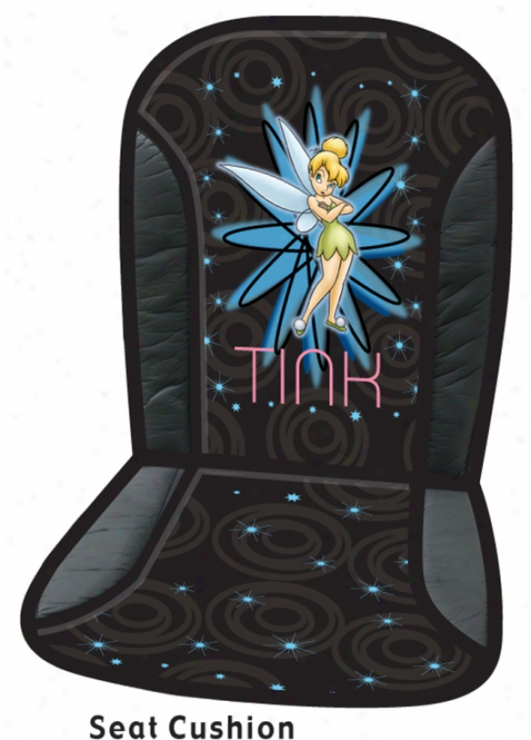 Tinker Bell Pixie Power Seat Cushion