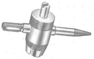 Tire Valve Stem Repair Tool - 4 In 1