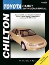 Toyota Camry, Avalon, And Solara & Lexus Es300 Haynes Repair Manual (1997-2001)