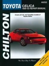 Totota Celica (1986-93) Chilton Manual