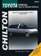 Toyota Previa (1991-97) Chilton Manual