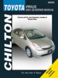 Toyota Prlus Chilton Manual (2001-2008)