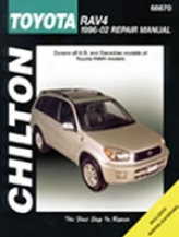 Toyota Rav4 (1996-02) Chilton Manual
