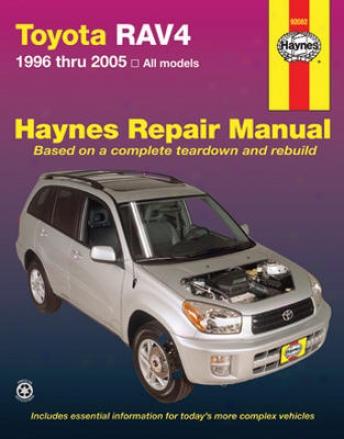 Toyota Rav4 Haynes Repair Manual (1996-2005)