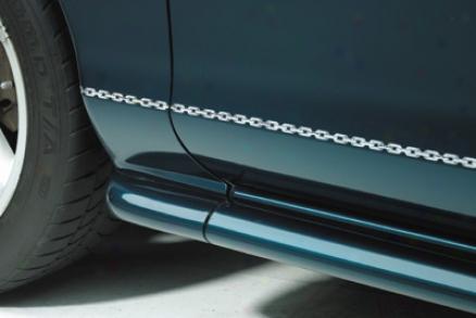 Trimbrite Rebel Gear 1/2'' X 36' Chajnlink Pinstripe