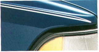 Trimbrite Self-axhesive Multi-stripes