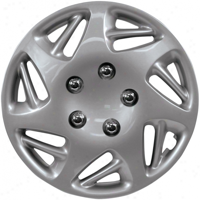 Trophy 16'' Wheel Cover (set Of 4)