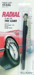 Tru-flate Rdial Tire Gauge (12-48 Lbs.)