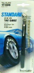 Tru-flate Standard Tire Gauge (10-50 Lbs.)