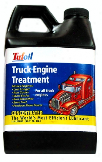Tufoil Engine Treatment For Trucks 5 0O2.