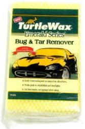 Turtle Cere Bug&  Tar Remover Sponge
