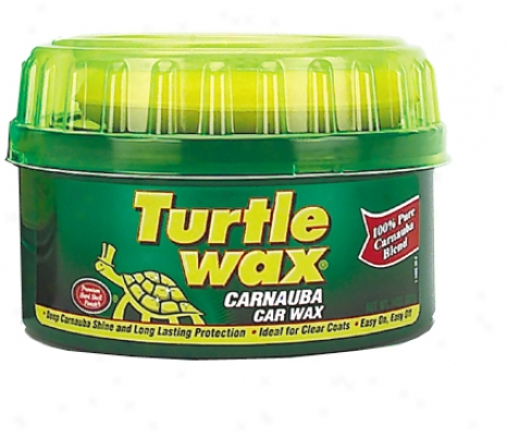 Turtle Increase  Carnauba Paste Wax (14 Oz.)