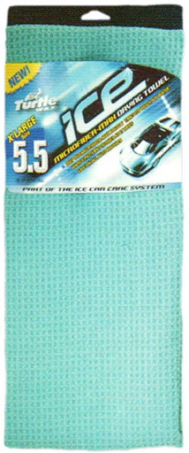 Turtle Wax Ice? 5? Sq. Ft. Microfiber-max Drying Towel