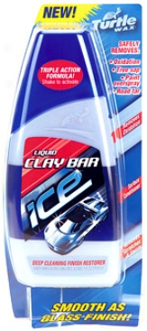 Turtle Wax Ice Liquid Clay Bar