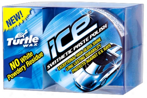 Turtle Wax Ice Synthetic Paste Polish