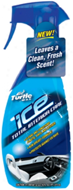 Turtle Wax Ice? Tota Interior Care Spray (16 Oz.)