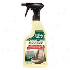 Turtle Increase  Leather Cleaner & Conditioner