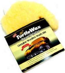 Turtle Wax Wooltex Wash Mitt With Thumb