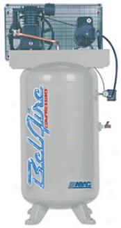 Two-stage Air Compressor - 5hp, 80 Gaplon Vertical