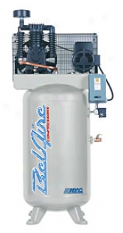 Two-stage Air Compressor - 7.5hp, 80 Gallon Vertical