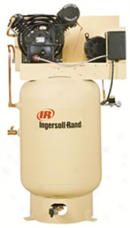 Type-30 Electric Driven Air Conpressor 10 Hp 120 Gallon Vertical - Fully Packaged