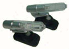 Type S Acrylic Silver Dash Light