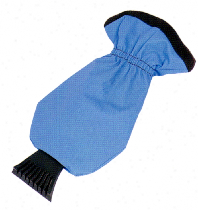 Ultimate Ice Scraper Mitt