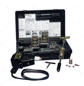 Uni-spotter Deluxe Stud Welding Kit