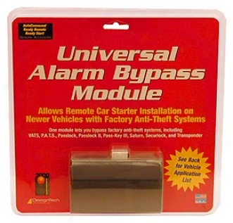 Universal Alarm Bypass Module Violin