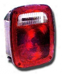 Univereal Dense Duty Stop-tail-turn Light