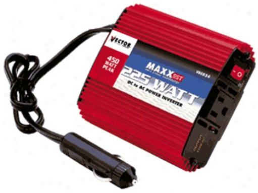 Vector Maxx 225 Watt Pwer Inverter