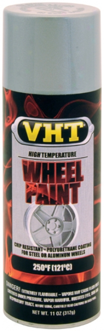 Vht High-temp Wheel Paint (11 Oz.)