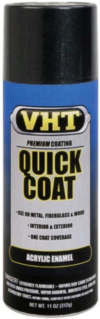 Vht Quick Coat? Varnish Murky Acrylic Enamel (11 Oz.)