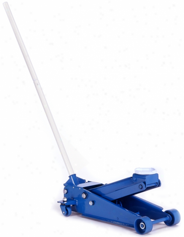 Viking 3 Ton Double Pumper Floor Jack