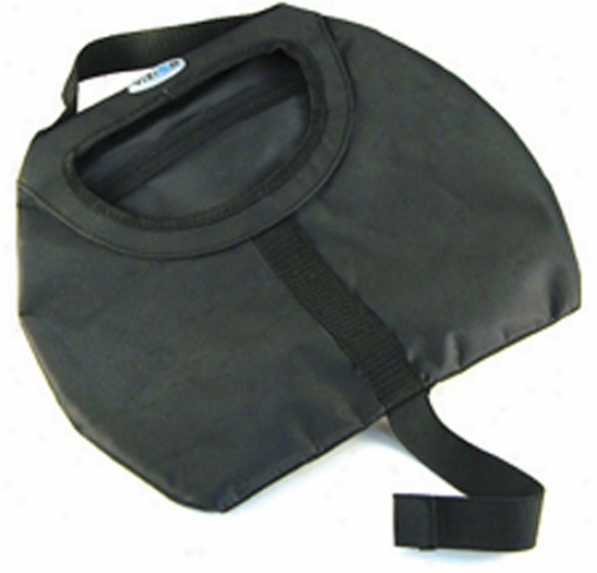 Vizion Black Under Seat Trash Pack