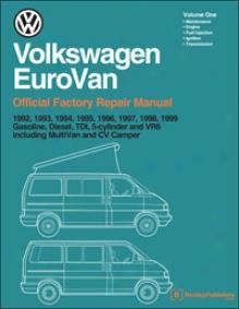 Volkswagen Euroavn: 1992-1999