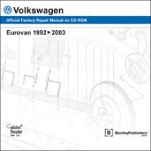 Volkswagen Eurovan: 1992 ? 2003