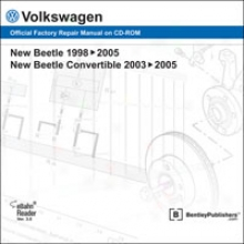 Volkswagen New Mallet, New Beetle Convertible: 1998-2005