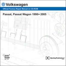 Volkswagen Passat: 1998-2005 Cd-rom Go Mannual