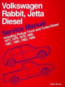 Volkswsgen Rabbit, Jetta Diesel: 1977-1984