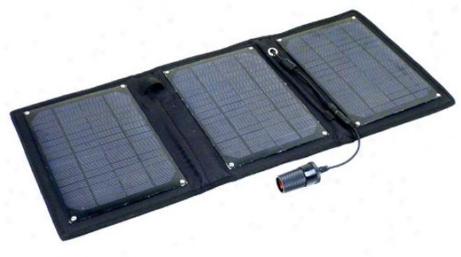 Wagan 16 Watt Soolar Power E-charger