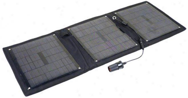 Wagan 20 Watt Solar Power E-charger