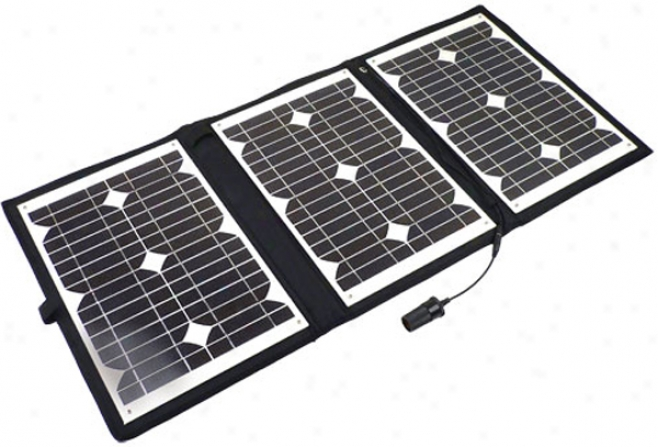 Wagan 30 Watt Solar Power E-charger