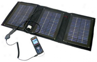 Wagan 8 Watt Solar Power E-charger