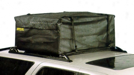 Waterproof Car Top Carrier - 15 Cu. Ft.