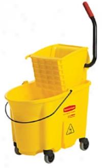 Wavebrake? Side Press Combo Mop Bucket