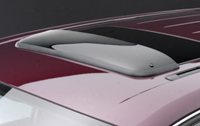 Weathertech Sunroof Wind Deflectors