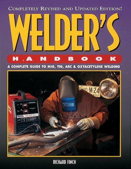 Welder's Handbook